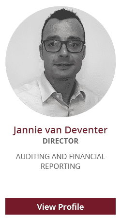 Jannie van Deventer