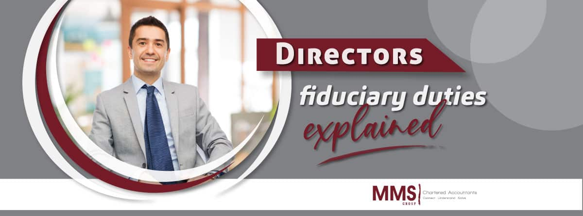 Directors fiduciary duties explained