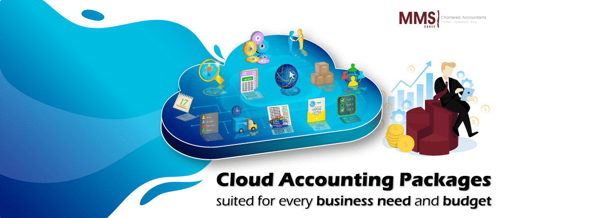 Cloud Accounting Packages suited for every business