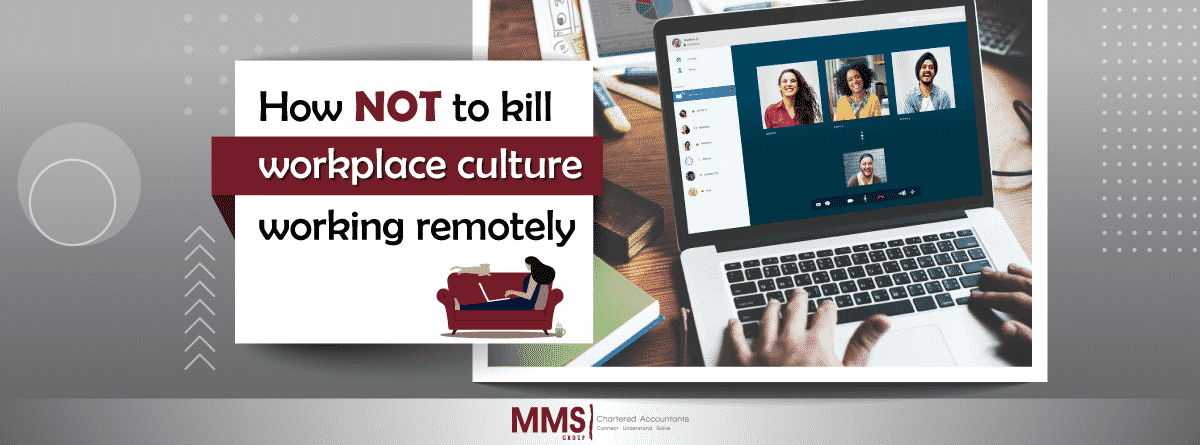 How NOT to kill workplace culture