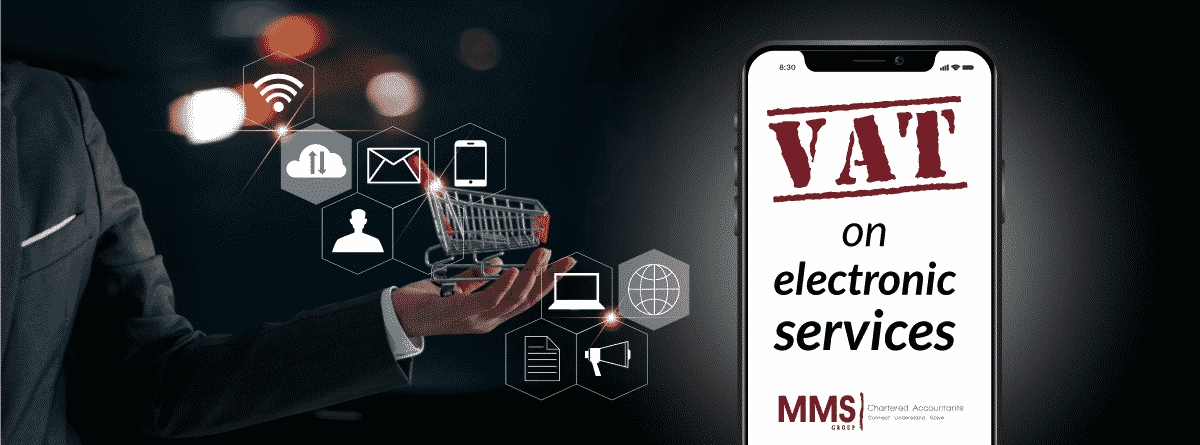 VAT on electronic services